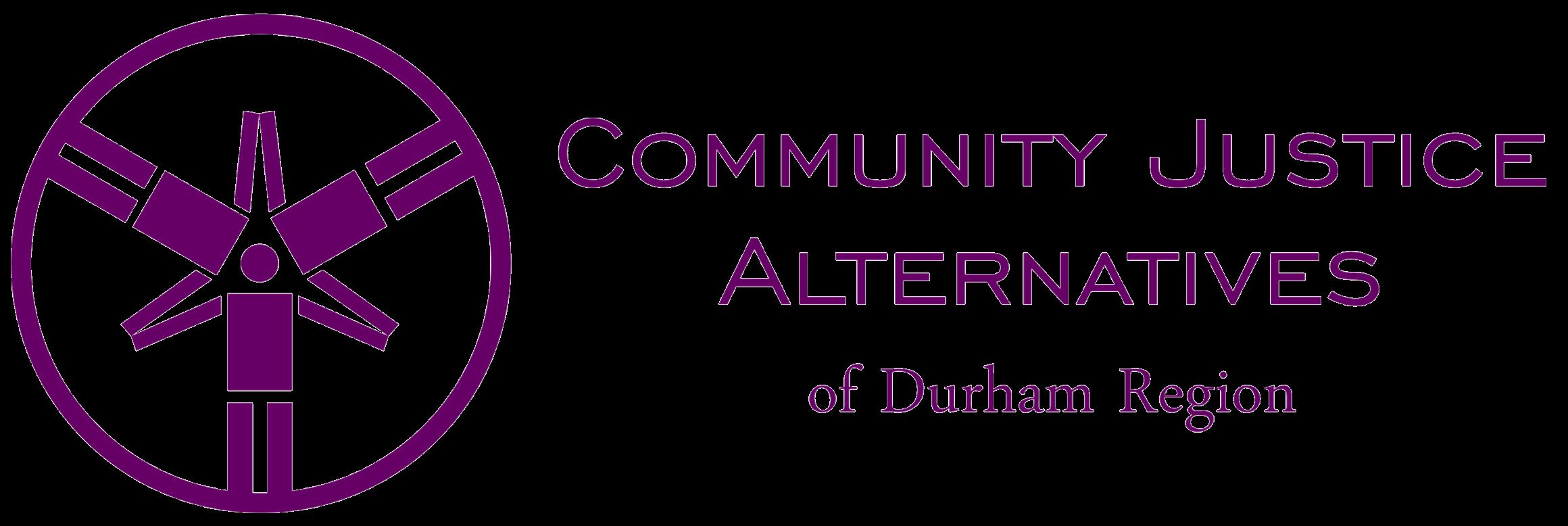 logo for Community Justice Alternatives