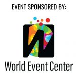 Event sponsored by World Event Center